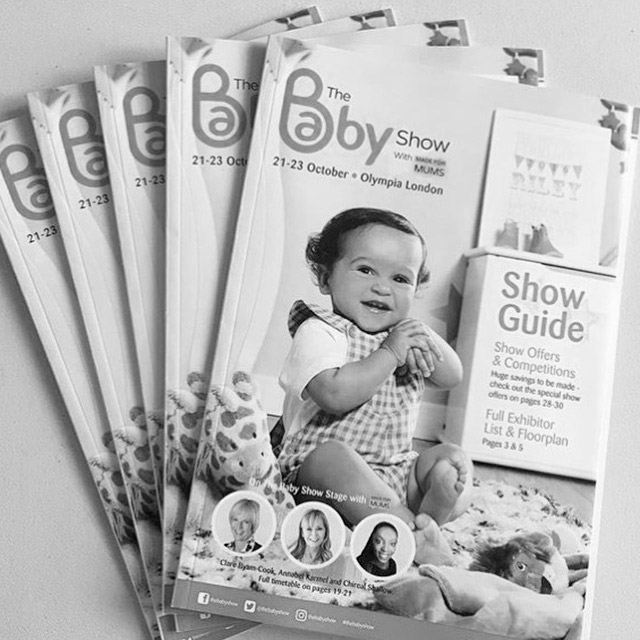 March 2017:<b>Expert Speaker for The Baby Show, Excel, London</b>